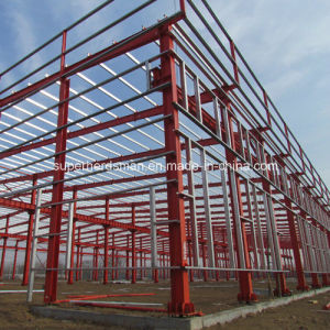 First-Class Steel Structure Prefab Poultry House pictures & photos