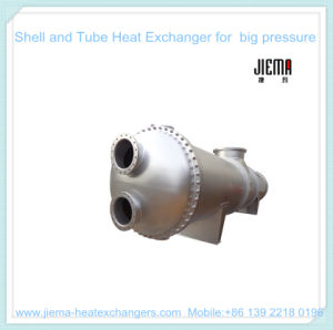 Shell and Tube Heat Exchanger for Big Pressure pictures & photos