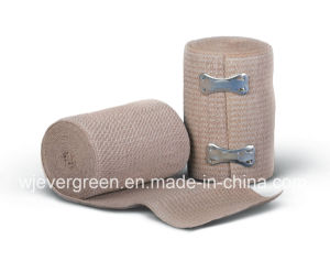 Medical Hospital Supplies Natural Elastic Bandage