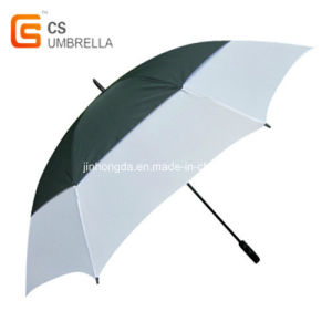 Double Layers Golf Umbrella-Air Vented -Ys-G0006