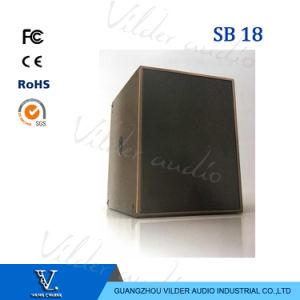 Sb18 Hot Single 18′′ Speaker Box Bass Outdoor&Indoor Subwoofer