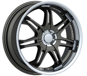 New Design Alloy Wheel (1710) pictures & photos