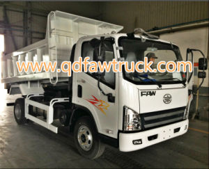 Brand New FAW 3 Ton Light Dump Truck pictures & photos