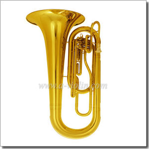 Stainless Steel Piston Bb Key Marching Tuba (MTU9620) pictures & photos