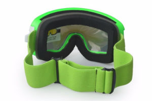New Arrival Designer Ultraviolet Ski Goggles with Elastic Head Band pictures & photos