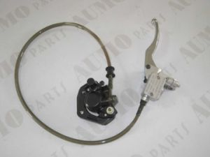 Front Disc Brake Assembly for Pitbike Dirtbike Fy125ey-2 Motorcycle Parts pictures & photos