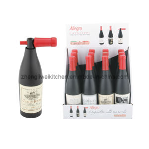 Bottle Shaped Wine Set in Display Box (600718P) pictures & photos