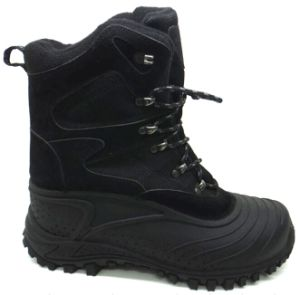 Classic Type Snow Boots Injection Shoes (SNOW-190027) pictures & photos