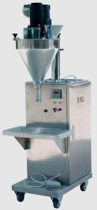 CF-1000 Semi-Automatic Powder Filling Machine