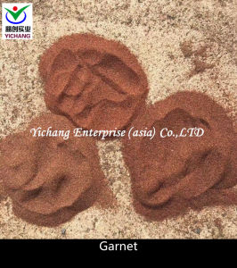 Garnet for Oil Pipeline Sandblasting pictures & photos