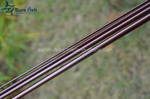High Quality Japan Toray Carbon Fly Fishing Rod Blank pictures & photos