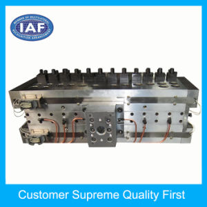 Low Cost Adjustable Hollow Grid Plate Extrusion Plastic Mould pictures & photos