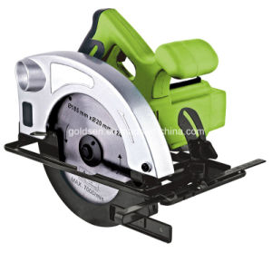 1200W Power Aluminum/Wood Cutting Table Miter Saw Machine Tools Portable Electric 185mm Circular Saw (GW8242)
