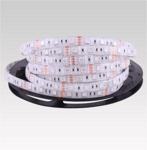 High Brightness 20-22lm/LED 30LEDs/M 5050 Flexible LED Strip (G-SMD5050-30-12V-2022) pictures & photos