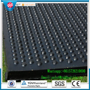 Rubber Stable Mat with Wide Rib Reverse, Rubber Cow Mat pictures & photos
