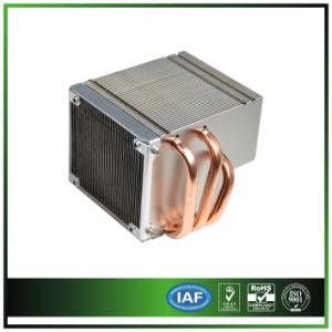 3 PCS Heatpipe Heat Sink for Aviation Transport pictures & photos