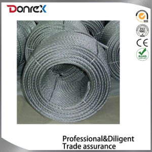 DIN3055 Steel Wire Rope with Zinc Plating pictures & photos