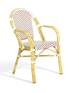 Outdoor Garden Furniture Bamboo Like Rattan Chair (BZ-CB001)