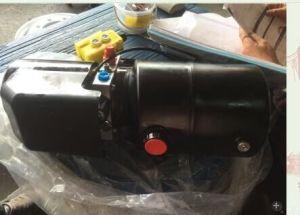 DC 12V Hydraulic Pump Dump Trailer Single Acting 10 Quart pictures & photos