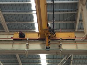 10t High Quality Single Girder Overhead Travelling Crane pictures & photos