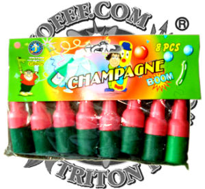 Plastic Cracker/Fireworks/Firecrackers/Toy Fireworks/Super Caker pictures & photos