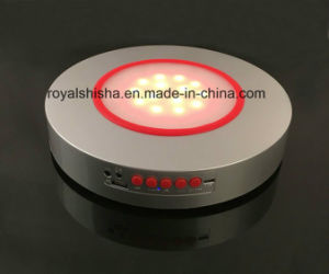 10inch 12inch RGB Submersible LED Shisha Hookah Light Base with Bluetooth pictures & photos