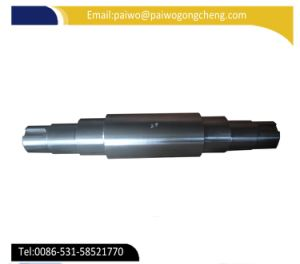 Customized Forged Alloy Steel AISI4140 4130 Spline Shaft pictures & photos