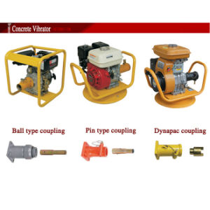 Concrete Vibrator with Different Coupling pictures & photos