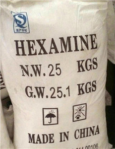 China Supply Hexamine CAS No. 100-97-0 for Rubber Accelerator pictures & photos