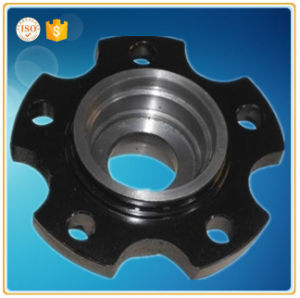 CNC Machining Auto Part Ductile Cast Iron Wheel Hub pictures & photos
