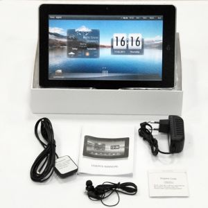 10 Inch Tablet PC With GPS, HDMI, 1080p, WiFi