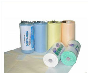 Disposable Dental Bib in Roll Use for Dental Clinic pictures & photos