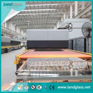 Landglass Jet Convection Horizontal Glass Tempering Line pictures & photos