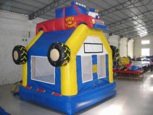 Devil Car Bounce House