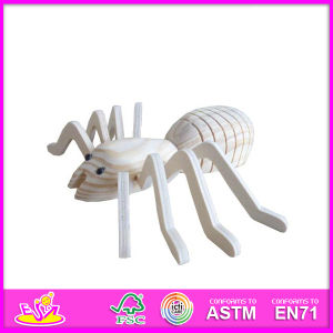 2015 New Animal Play Children Paint Kit, Popular DIY Children Paint Kit Set, Hot Sale Spider Style Children Paint Kit Toy W03A040 pictures & photos