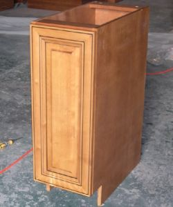 Plywood Kitchen Cabinet Boxes /Custom Made Cabinet Boxes Factory pictures & photos