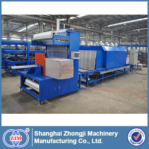 Phenolic/PU/Rock Wool Shrink Film Packaging Machine pictures & photos