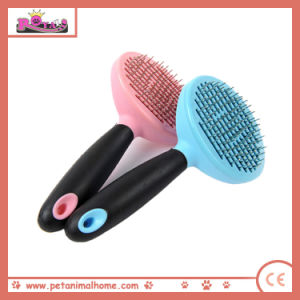 Hot Sale Pet Comb in Pink and Blue pictures & photos