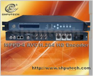 MPEG-4 H. 264 HD Encoder (SP-E5231)