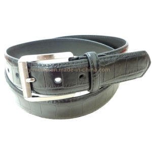 Classical Men′s apparel Accessories Fashion Leather Belt pictures & photos