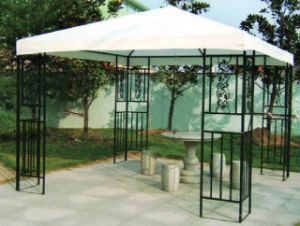 Garden Screenhouse Garden Tent with Four Side Wall pictures & photos