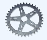 High Quality Motorcycle Sprocket/Gear/Bevel Gear/Transmission Shaft/Mechanical Gear117 pictures & photos