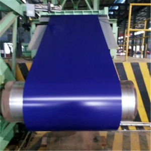 Prime Galvanized Steel Material PPGI Color Coated Steel Coil pictures & photos