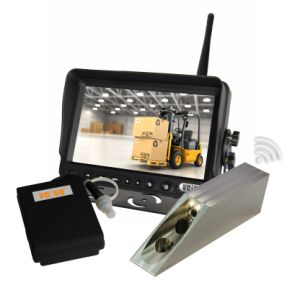7 Inch Wireless Camera Lift System with Rearview Camera (DF-723H2561-MP7W) pictures & photos