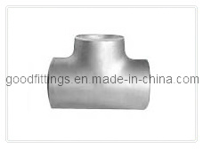 Stainless Steel Pipe Fitttings ,Tee pictures & photos