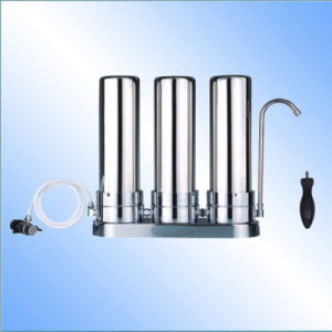 Counter Top Stainless Steel Filter (WF-SS9)