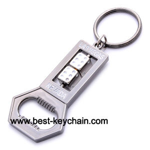 Souvenir Metal Custom Las Vegas Keychain Bottle Opener (BK52323) pictures & photos