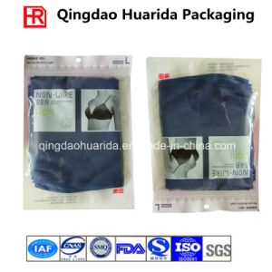 Vinyl Packing Bag/ Transparent Plastic Garment Packing Bag pictures & photos