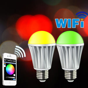 RGB or RGBW LED Bulb Light with CE pictures & photos