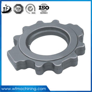 OEM Customized Wrought Iron Fire Control Valve Sand Casting pictures & photos